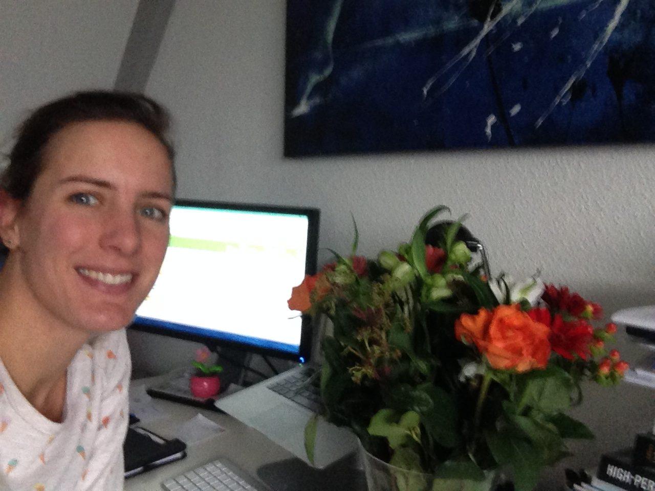 1 januari 2017; Trainingsbegeleiding Jolanda Spruit Officieel van start!